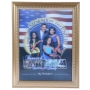 Wholesale Barack Obama 3D Portrait - 44th President - 2 Doz