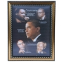 Wholesale Barack Obama 3D Picture in Frame - 2 Doz