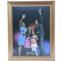 Wholesale Barack Obama & Family 3D Picture - Michelle Obama - 2 Doz