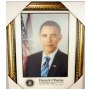 Wholesale President Barack Obama Framed Picture - 2 Doz