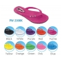 Wholesale Kids's Flip Flops - Girls Jelly Sandals - 60 Pairs