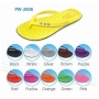 Wholesale Women's Flip Flops - Jelly Thong Flipflops - 50 Pairs