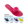 Wholesale Women's Thong Sandals with Rose - 50 Pairs