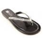 Wholesale Women's Thong Sandals with Rhinestones | Flip Flops | 50 Pairs