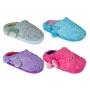 Wholesale Winter Slippers - Plush Bed Slippers - 60 Pairs