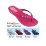 Wholesale Women's Wedge Flip Flops - Wedge Sandals - 48 Pairs