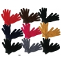 Wholesale Chenille Gloves - Tall Gloves - 1 Doz