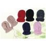 Wholesale Fleece Baby Mittens - Baby Gloves - 1 Doz