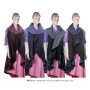 Wholesale Shawls | Women's Big Poncho Scarves | 4DZ