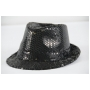 Wholesale Sequin Fedora Hats - Sequin Fedoras - 2 Doz