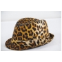 Wholesale Animal Print Fedoras - Fedora Hats - 2 Doz