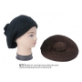 Wholesale Berets - Crochet Winter Berets - 1 Doz