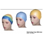 Wholesale Silicone Swim Cap – Swimming Caps – 1 Doz