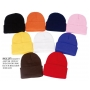 Wholesale Kids Toddlers Knit Hats - Kids Baby Skully - 1 Doz