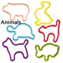 Wholesale Silicone Bands | Silly Bandz | 72 Dz