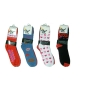 Wholesale Women's Crew Socks - 12 Pairs