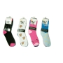 Wholesale Crew Socks - Women Socks - 12 Pairs