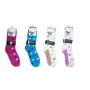 Wholesale Women's Polka Dot Crew Socks - 360 Pairs