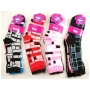 Wholesale Women's Socks – Ladies Crew Sock – 20 Doz