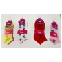 Wholesale Low Cut Women's Socks - 12 Pairs