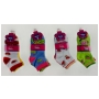 Wholesale Women's Low Cut Socks – Womens Fruit Ankle Sock – 20 DZ