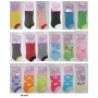 Wholesale Winter Socks - Ankle Puffy Socks - 1 Doz