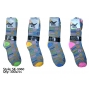 Wholesale Socks - Women's Piece Sign Socks - 12 Pairs