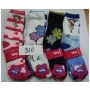 Wholesale Socks - Women's Babe Socks - 480 Pairs