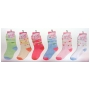 Wholesale Women's Fuzzy Socks - House Socks - 1 Doz