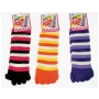Wholesale Toe Socks - Women's Toe Sock - 20 Doz