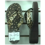 Wholesale Wedge Sandals with Leopard Print - 60 Pairs