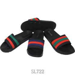 Wholesale Slippers - Winter Slippers with Animal Paw Print - 60 Pairs