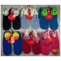 Wholesale Socks - Kids Animal Slipper Socks - 10 Doz