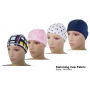 Wholesale Swimming Caps - Fabric Swip Caps - 10 Doz