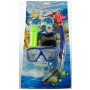 Wholesale Snorkel Goggles Set - Swim Mask Set - 1 Doz