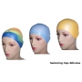 Wholesale Silicone Swim Caps - Swimming Caps - 1 Doz