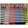 Wholesale Thigh High Spandex Stripe Legwarmers - 10 DZ