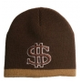Wholesale Dollar Sign Beanie Hats – Money Beanie 24 Dozen Case