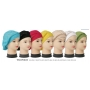 Wholesale Light Weight Beret Hats - Knit Berets - 24 Doz