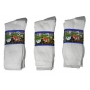 Wholesale Men's Socks - Men's Crew Socks - 1 Doz