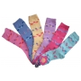 Wholesale Socks - Women's Socks with Hearts - 1 Doz