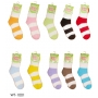 Wholesale Strpie Fuzzy Socks - Puffy Sock - 20 DZ