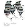 Wholesale Fleece Lined Earflap Hat - 1 DZ