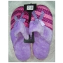 Wholesale Slippers - House Slippers with Polka Dots - 48 Pairs