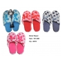 Wholesale Slippers - House Slippers with Heart Patterns - 48 Pairs