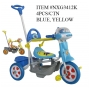 WHOLESALE 4 NEW KIDS PUSH TRICYCLE STROLLER