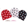 Wholesale Snowflake Beanie Hats - Winter Hats - 1 DZ