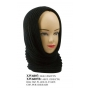 Wholesale Hood Scarf - Neckwarmer - Head Wrap - 1 Doz