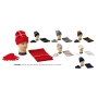 Wholesale Winter Sets - Hat Scarf Gloves Set - 1 Doz