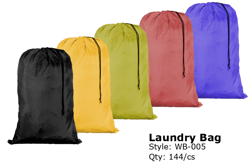 Laundry Bag | Wholesale Laundry Bags | Drawstring Laundry Bag